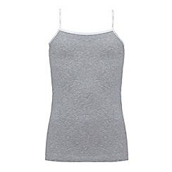 Ten Cate - Teen girls' grey strappy vest