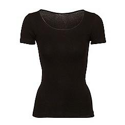 Ten Cate - Black control short sleeve t-shirt