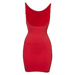 Ten Cate - Red 'Shapewear Seamless' dress