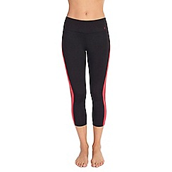 Ten Cate - Black sport capri leggings
