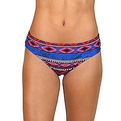 Lisca - Blue 'Casablanca' classic bikini bottoms