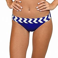 Lisca - Blue 'Egipt' bikini bottoms
