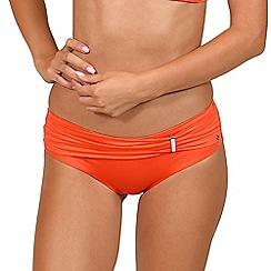 Lisca - Orange 'Gran Canaria' classic bikini briefs