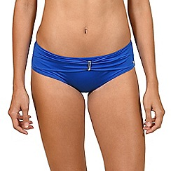 Lisca - Blue 'Gran Canaria' classic bikini briefs