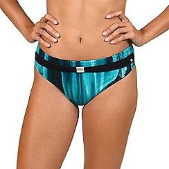 Lisca - Blue 'Jakarta' classic bikini bottoms
