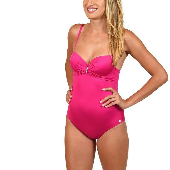 Canaria' swimsuit Lisca 'Gran cup foam Pink E6xxHSwqv
