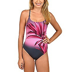 Lisca - Pink 'IOS' underwired swimsuit