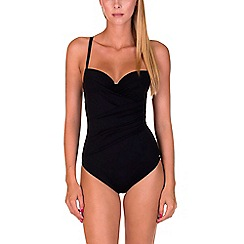 Lisca - Black 'Gran Canaria' Padded Swimsuit