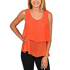 Lisca - Orange 'Honolulu' beach top