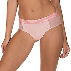Lisca - Pink 'Dotty' Panty Knickers