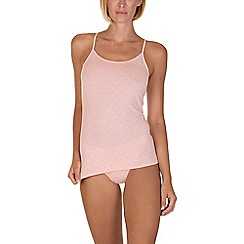 Lisca - Pink 'Dotty' Camisole Top