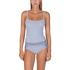Lisca - Blue 'Timeless' Camisole Top