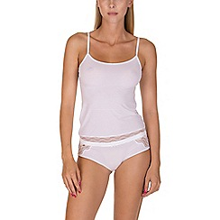 Lisca - White 'Timeless' Camisole Top