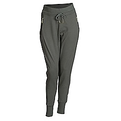 Elle Sport - Green casual joggers