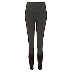 Elle Sport - Grey panelled leggings