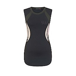 Elle Sport - Grey vest with built in support
