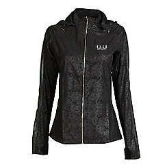 Elle Sport - Black lightweight sports jacket