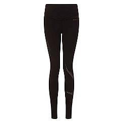 Elle Sport - Black cuffed leggings