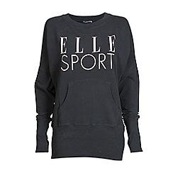 Elle Sport - Blue grey long sleeve sweatshirt