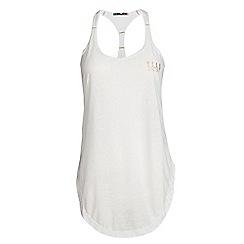 Elle Sport - White layering vest