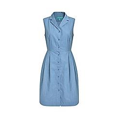 Fever - Light Blue Denim 'Yvonne' Shirt Dress