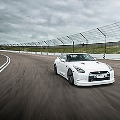 Buyagift - Five Supercar Driving Blast with Free High Speed Passenger Ride Gift Experience