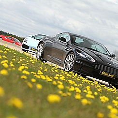 Buyagift - Five Supercar Thrill with Free High Speed Passenger Ride Gift Experience