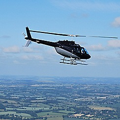 Buyagift - Blue Skies Helicopter Tour with Bubbly Gift Experience for 2