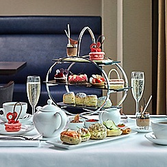 Buyagift - Chocoholic Afternoon Tea at The London Hilton Park Lane Gift Experience for 2