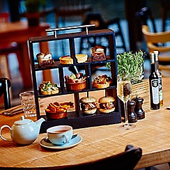 Buyagift - Italian Sparkling Afternoon Tea at Marco Pierre White, Bardolino Birmingham Gift Experience for 2