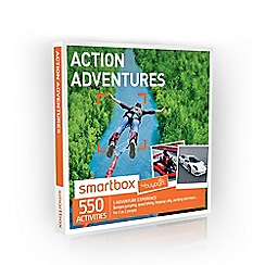 Buyagift - Action Adventures Smartbox Gift Experience