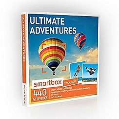 Buyagift - Ultimate Adventures Smartbox Experience Day