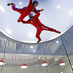 Buyagift - iFly Indoor Skydiving and Three Course Meal at Zizzi Gift Experience for 2