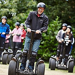 Buyagift - 30 Minute Segway - Weekdays Gift Experience for 2