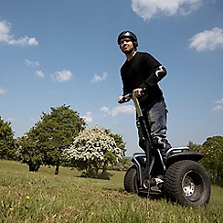 Buyagift - 2 for 1 60 Minute Segway Weekround Gift Experience for 2