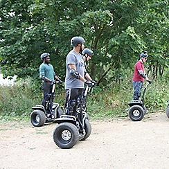 Buyagift - 2 for 1 60 Minute Segway Weekdays Gift Experience for 2