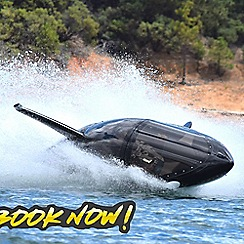 Buyagift - 20 Minute Predator Adventures Seabreacher Gift Experience