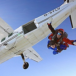 Buyagift - Tandem Skydive - UK Wide Gift Experience