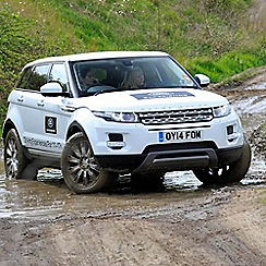 Buyagift - Junior Off-Road Range Rover Drive Gift Experience