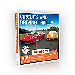 Buyagift - Driving Thrills Smartbox Gift Experience