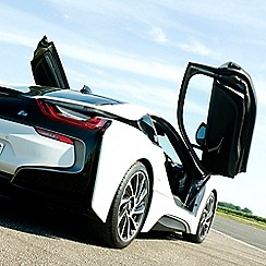Buyagift - Supercar Thrill with Free High Speed Passenger Ride Gift Experience
