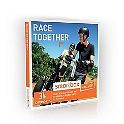 Buyagift - Race Together Smartbox Gift Experience for 2