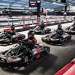 Buyagift - Indoor Karting Race Gift Experience for 2