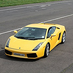 Buyagift - Six Supercar Driving Blast with High Speed Passenger Ride - Weekround Gift Experience