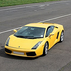 Buyagift - Six Supercar Driving Thrill with High Speed Passenger Ride - Weekround Gift Experience