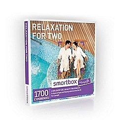 Buyagift - Relaxation for Two Smartbox Gift Experience for 2