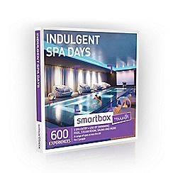 Buyagift - Indulgent Spa Days Smartbox Experience Day for 2