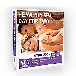 Buyagift - Heavenly Spa Days Smartbox Experience Day for 2