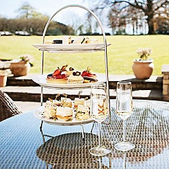 Buyagift - Bannatyne Spa Day with Afternoon Tea in Essex or Suffolk Gift Experience for 2