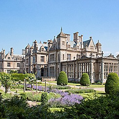 Buyagift - Afternoon Tea at Stoke Rochford Hall Gift Experience for 2